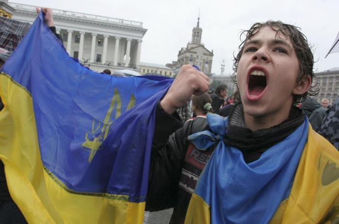 Украина озаботилась формированием позитивного имиджа в Мире