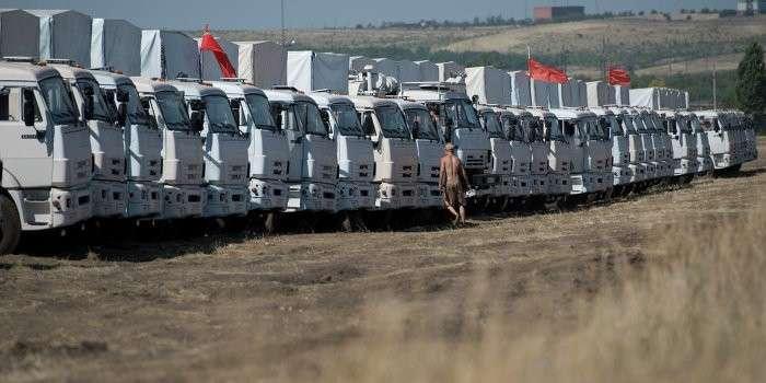 Батальону «Айдар» приказано уничтожить гуманитарный конвой
