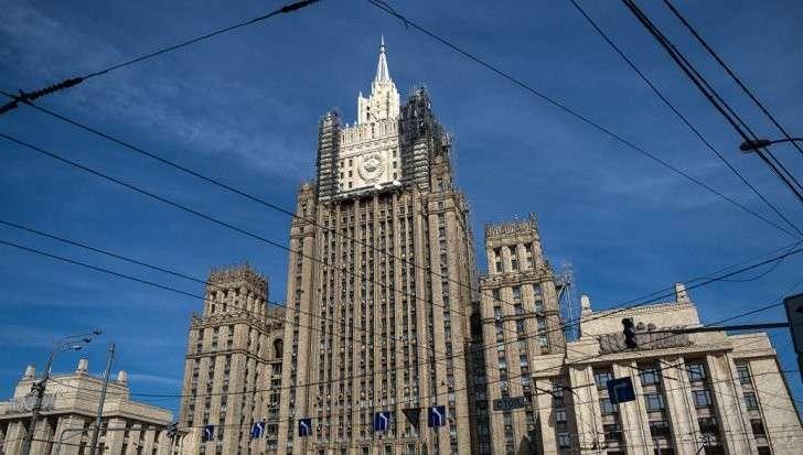 Если США не вернёт дипсобственность России встречи президентов не будет, намекает МИД
