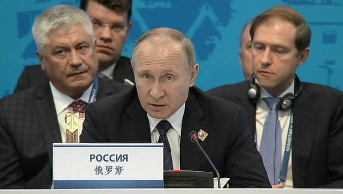 Владимир Путин рассказал о мощи ШОС, планах ИГ и какие шансы на мир в Сирии