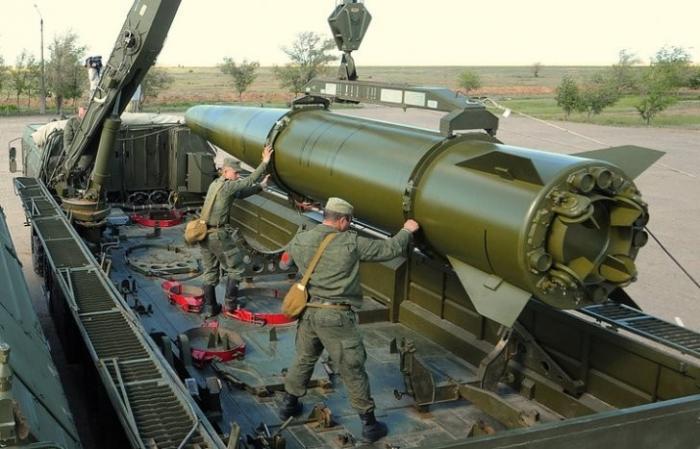 Армия России России получили бригадный комплект комплекса «Искандер-М»