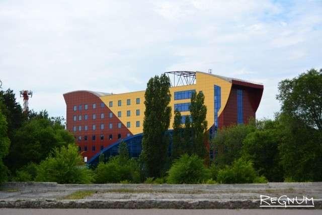 Печально известный аквапарк Fishka