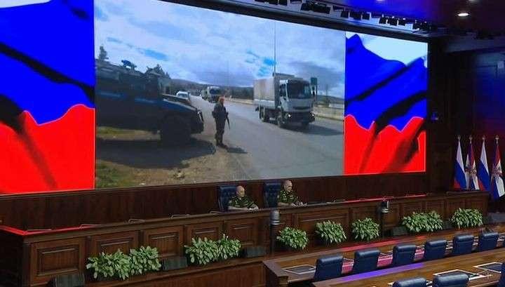 В Минобороны России открыто заявили: США действуют в сговоре с террористами ИГИЛ