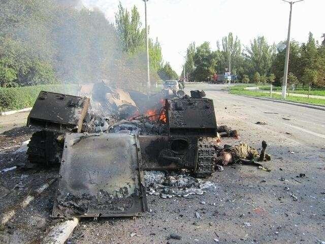 На Донбассе уничтожен батальон «Горынь» из Ровно