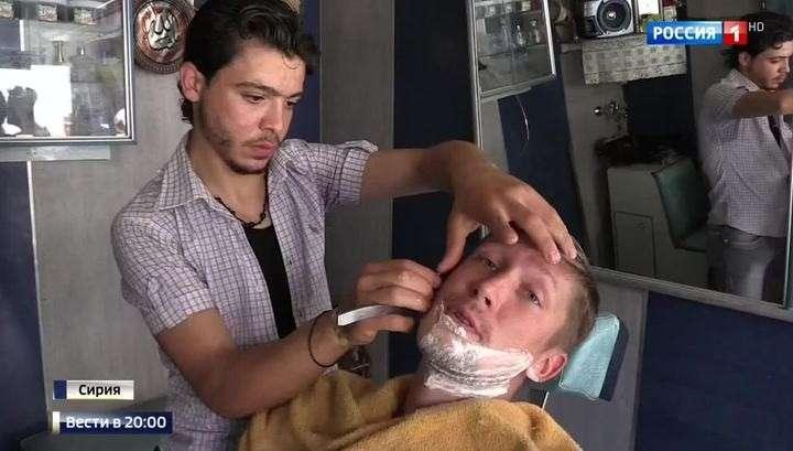 В Сирии амнистия позволила сотням боевиков вернутся к мирным профессиям