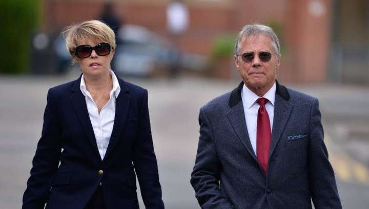 Бывшую ведущую BBC вместе с мужем посадили за педофилию