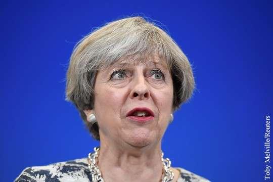 Глобалисты из Брюсселя порадуется провалу британских консерваторов