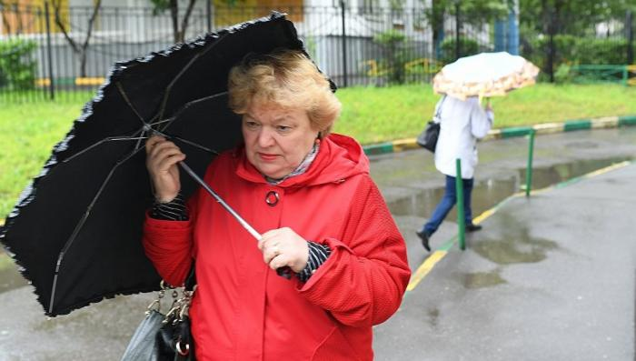 Экстренное предупреждение от МЧС: в Москве в ближайшее время начнется гроза с сильным ветром