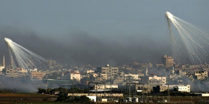 Коалиция преступников США оправдала применение фосфорных бомб в Сирии