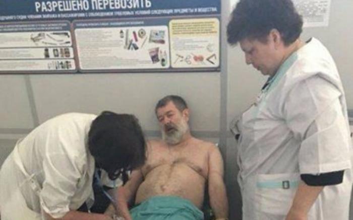 Обыск у Славы Мальцева: он даже не упал в обморок на этот раз