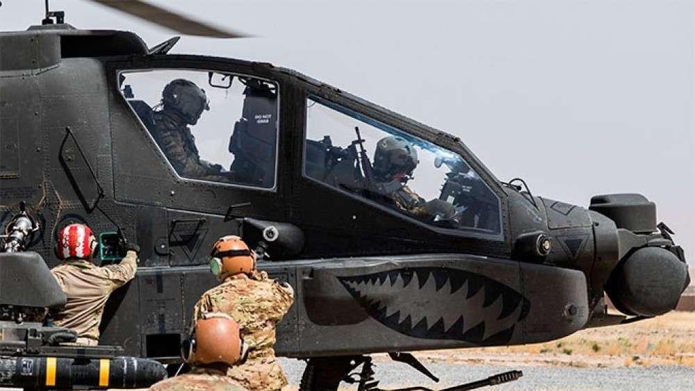 Главарей ИГИЛ эвакуируют из Ракки на американских вертолётах