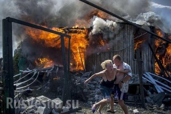 ДНР, ЛНР: двамиллиона жителей Донбасса остались безводы