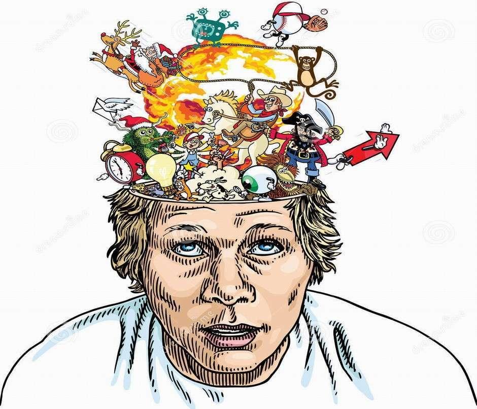 Чтобы создать управляемый хаос в стране, паразиты прежде создают его в мозгах населения