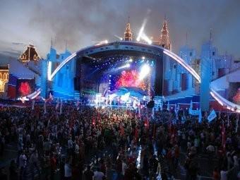 День России в Москве 12 июня 2017: программа мероприятий