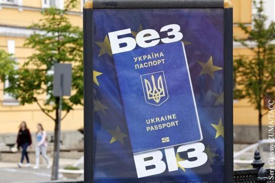 Европа требует от Украины к себе и жителей Донбасса