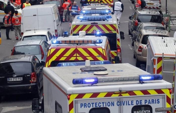 В Париже неизвестный бросил «коктейль Молотова» в ресторан: 12 человек пострадали