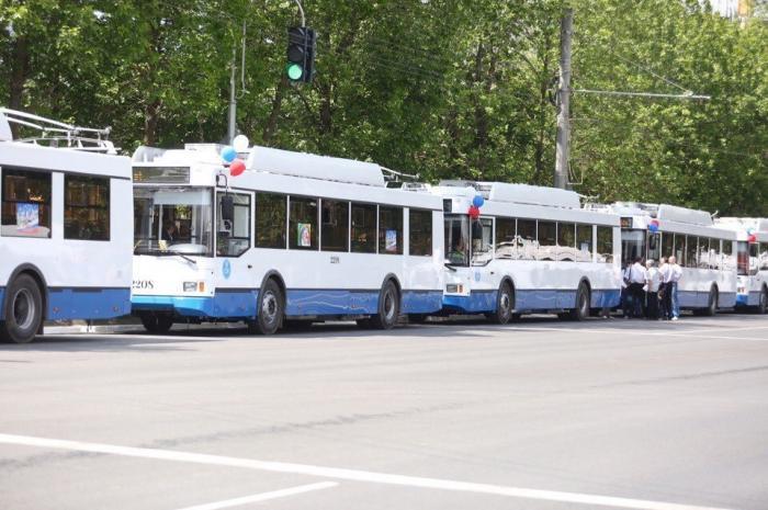 ВСаранске вышли налинию 30 новых троллейбусов благодаря федеральной программе поддержки