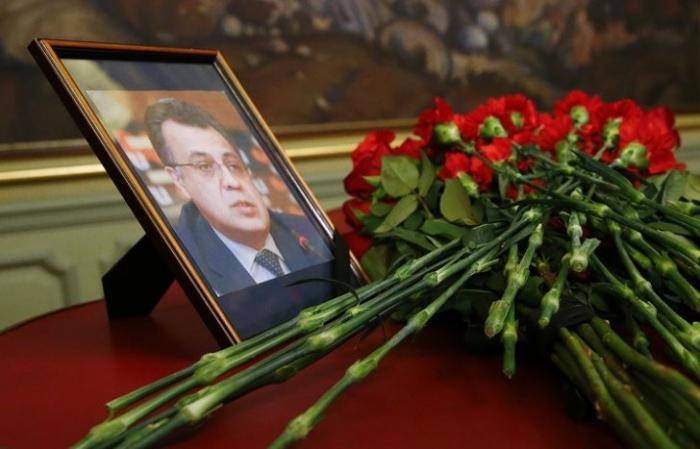 Андрея Карлова убили по приказу Гюлена эмигрировавшего в США