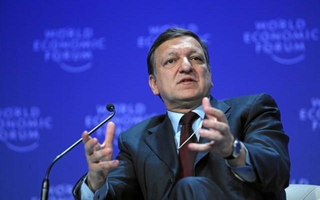Бывший коммунист Баррозу сильно ёрзает на евролавке