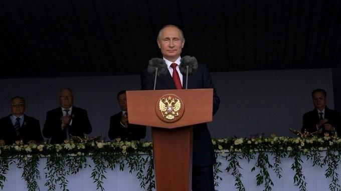 В Кремле состоялся торжественный приём по случаю национального праздника – Дня России