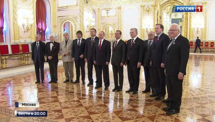 Владимир Путин призвал уважать друг друга ради развития России