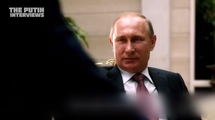 «Интервью с Путиным» фильм Оливера Стоуна – Первый канал покажет с 19 по 22 июня в 21:30 мск