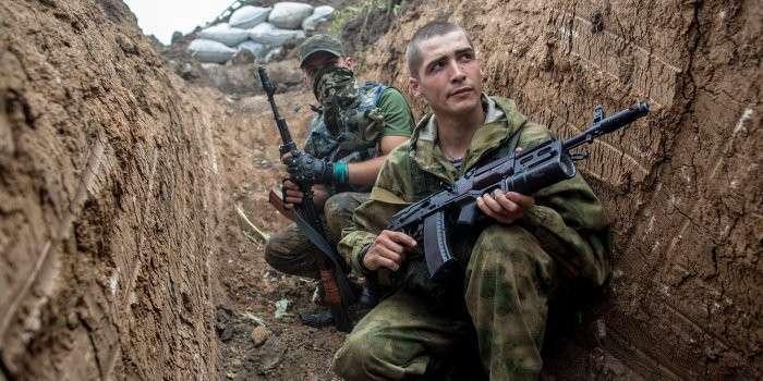 Киев объявил о начале штурма Донецка и Луганска