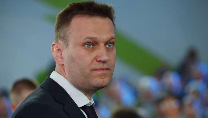 Навального арестовали на 30 суток за призывы к несанкционированной акции