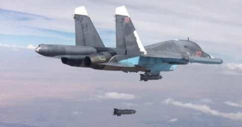 Сирия, ВКС России: Охота на ИГИЛ глазами пилота Cу-34 – террористов в клочья