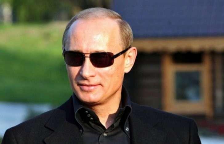 Юмор: темная империя Владимира Путина наносит ответный удар!