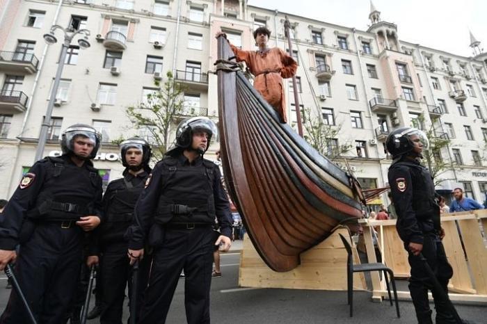 Митинги Навального: русский человек не пойдет за жуликами, чтобы делать очередную революцию