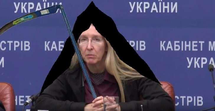 Украина. Бешеная рыба Минздрава добивает здравоохранение