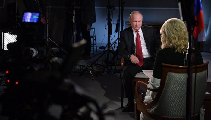 Интервью Владимира Путина и эффект от шутки Захаровой, то о чём умолчала пресса