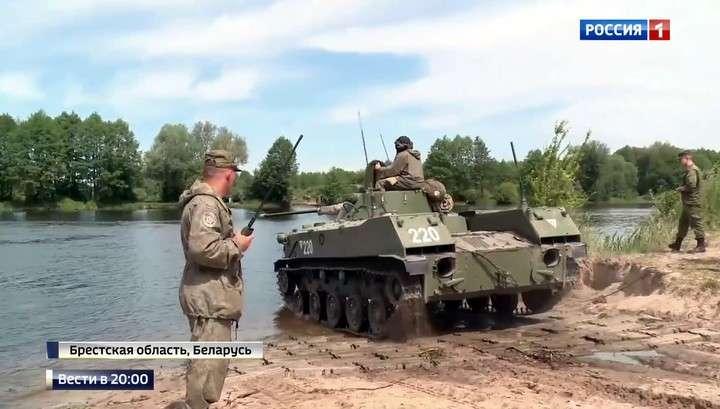 Славянские братья: сербы, русские и белорусы отработали борьбу с терроризмом