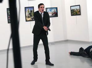 Убийство Андрея Карлова, посла России в Турции: в преступлении есть американский след