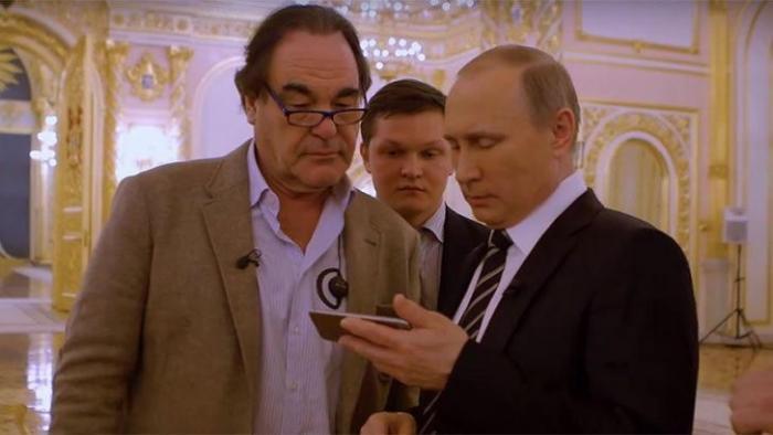 Расшифровка первой части фильма Оливера Стоуна о Владимире Путине