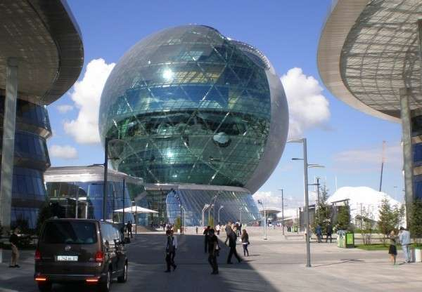 Астана: выставка ЭКСПО-2017 открыта