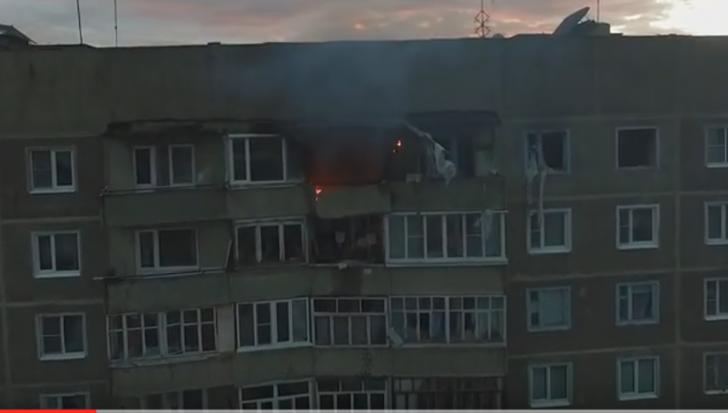 Тамбовская область: прогремел взрыв, говорят бытового газа
