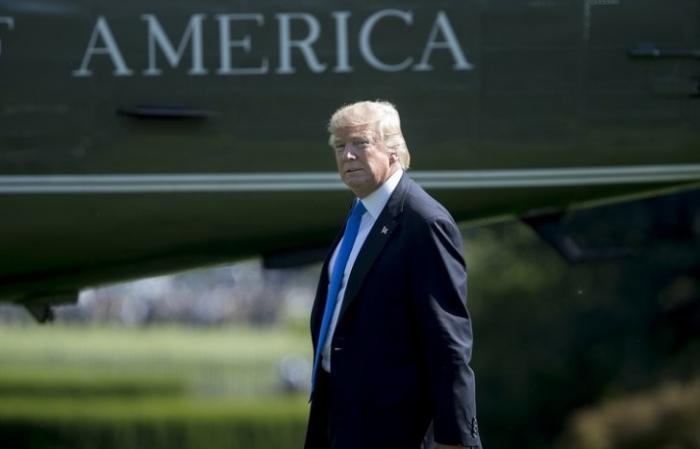 Рейтинг недовольства Дональдом Трампом достиг 60%