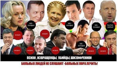 Социологический опрос на Украине открыл забавную картину