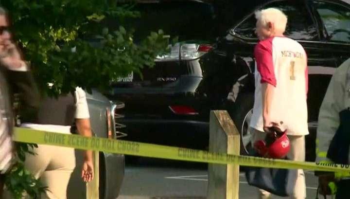 В США конгрессменов две минуты расстреливали автоматными очередями