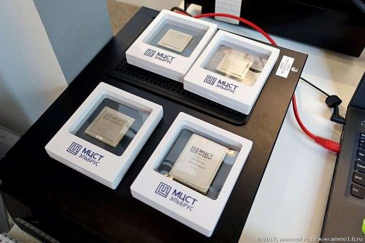 Процессор Эльбрус постепенно завоёвывает российский рынок