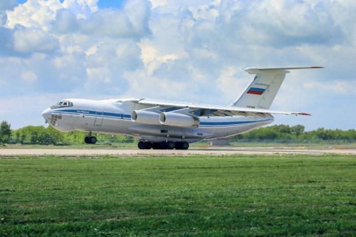 Министерство обороныРосси начало испытания модернизированного Ил-76МД-М