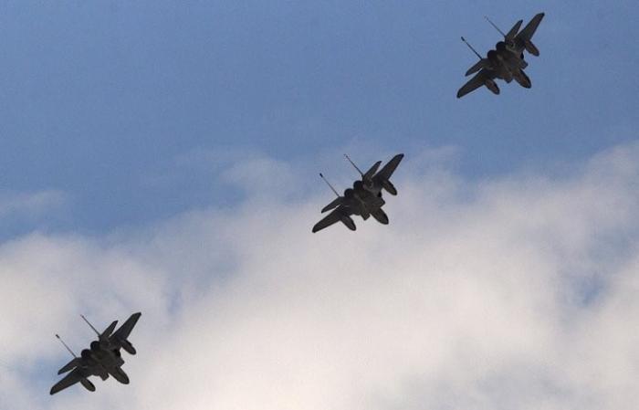Катар готов заплатить дань США на сумму $12 млрд за бесполезные F-15