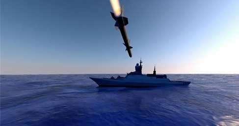 Корабли Саудовской Аравии топят ракетными и торпедными ударами за блокаду Катара