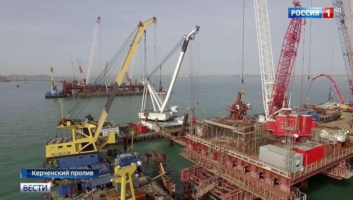 После Керченского моста Россия начнёт строить мост на остров Сахалин