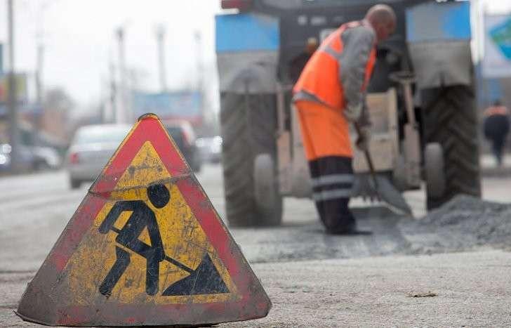 В Краснодаре начался ремонт улицы, на состояние которой жаловались на