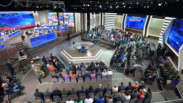 Реакция онлайн: Путина смотрели даже там, где