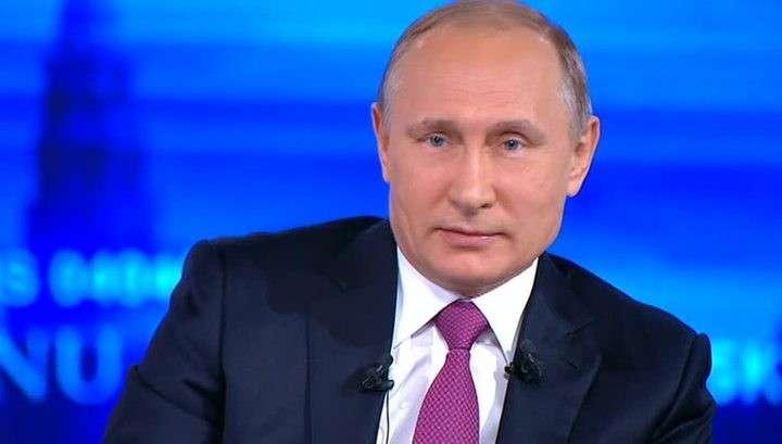 «Прямая линия с Владимиром Путиным»: ключевые слова, география вопросов и главные темы