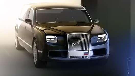 Владимир Путин заявил, что готов пересесть на отечественный автомобиль